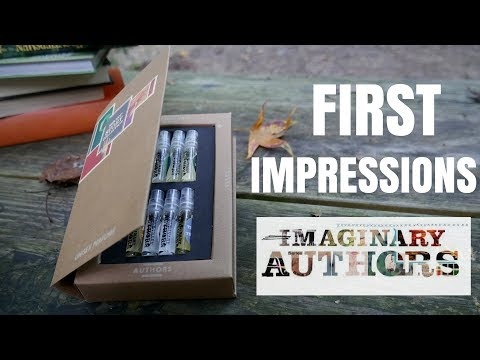 Imaginary Authors Fragrances First Impressions     Tripleinc.