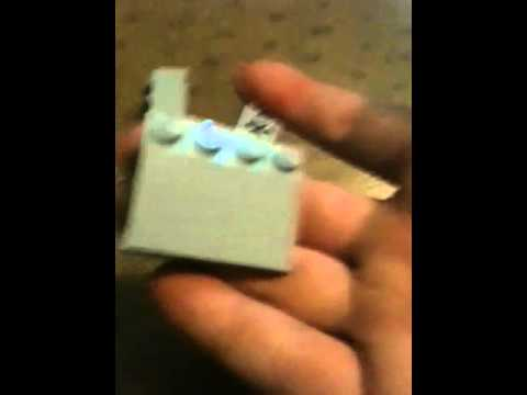 Lego Coin Bank Instructions Youtube