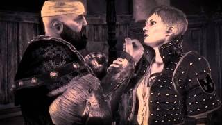 King Henselt Rapes Ves (Witcher 2 | Geralt & Vernon Roche in Aedirn)