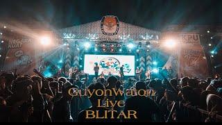 KORBAN JANJI GUYONWATON LIVE DI ALOON-ALOON BLITAR