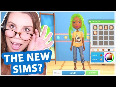 THE NEW SIMS ???????  [ My Time at Portia Gameplay]