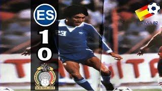 El Salvador [1] vs Mexico [0] : 11.6.1981 : WCQ1982 [Highlights]
