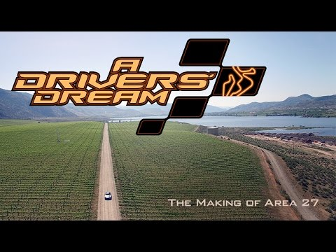 A Drivers' Dream: The Making of Area 27 - Episode 2 - Moving Mountains