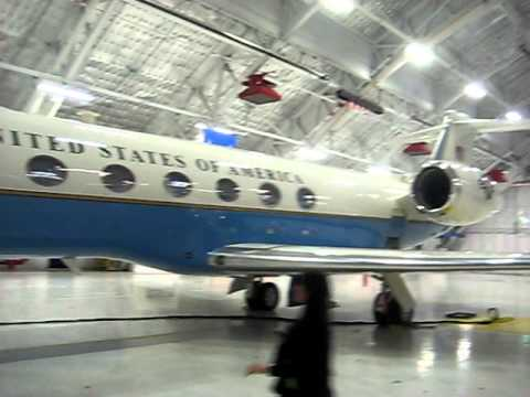 Andrews AFB Tour of Air Force One Hangar.avi - YouTube Andrews Afb