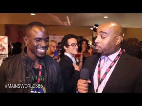 Actor Gbenga Akinnagbe speaks on The Wire and new projects.