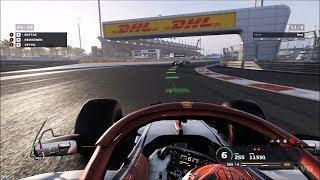 F1 2019 - Sunset Gameplay (PC HD) [1080p60FPS]