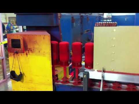 Powder Coating Preheat With Ajax TOCCO Induction Heating Technology