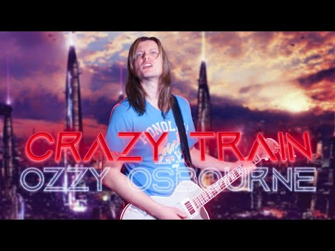 Distant Sun - Crazy Train (Ozzy Osbourne Full Band Cover)