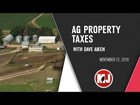 Ag Property Taxes | Dave Aiken | November 22, 2019