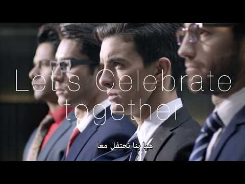 Together • Progress • Opportunity (International: Arabic subtitle 3min)