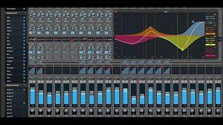 MOTU Pro Audio Interface Mixing Part 1: Basics