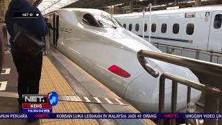Upaya Operator Kereta Api Jepang Cegah Bunuh Diri- NET 10