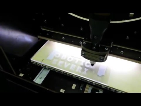Al FabLab Severi incisione 3D