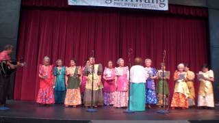 Tiririt ng ibon - IDIC Young Once, @ Pagdiriwang 2015 Philippine Festival in Seattle WA