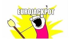 Eurojackpot Zahlen vergleichen in Excel