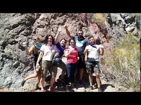 ATV Tour to the Colorado River through Lake Mead National Park