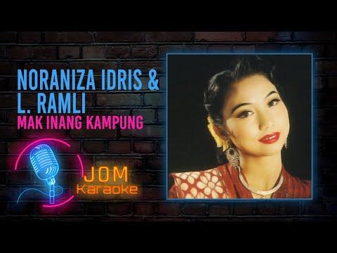 Noraniza Idris & L.Ramli - Mak Inang Kampung