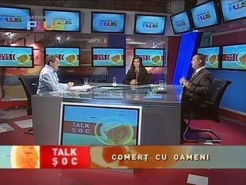 Diana Alexandroae National Tv 24 Plus Talk Soc 4 Comertul cu oameni