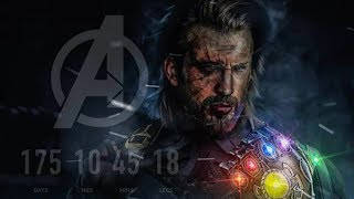 Avengers 4 OFFICIAL Countdown Started by Marvel