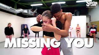 Missing You | Blake McGrath | Contemporary Jazz | Sabrina Lonis class | amazing kids dancing
