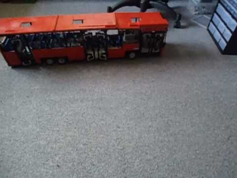 lego technic scania omnilink bus youtube. Black Bedroom Furniture Sets. Home Design Ideas