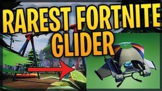 Fortnite Fighter Kite Gameplay! Rarest Fortnite Glider! #FortniteSkins