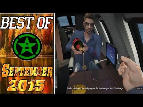 Best of... Achievement Hunter September 2015