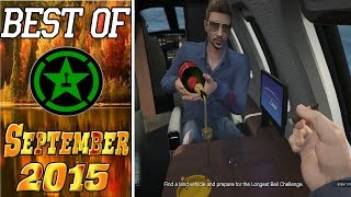 Best of... Achievement Hunter September 2015