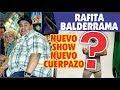Rafita Balderrama estrena cuerpazo y programa