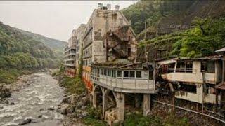【閲覧注意】[廃墟シリーズ第二弾] DJI Phantom3 全国の廃墟空撮 in A県K市