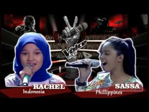 THE VOICE KIDS - THE SHOW (LENKA) INDONESIA AND PHILLIPPINES