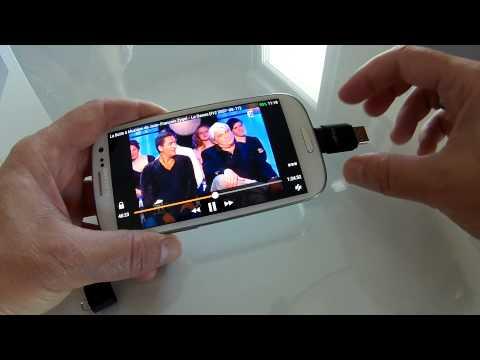 Clé USB pour Smartphones et tablettes / USB Flash Drive / A-USBKey ST