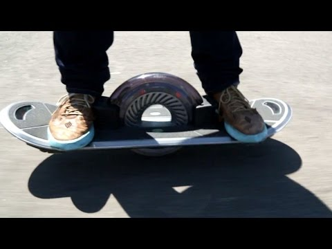 Hoverboard Is All Skate With No Levitate