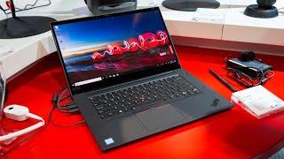 Lenovo trycker in lite extra av allting i Thinkpad X1 Extreme thumbnail