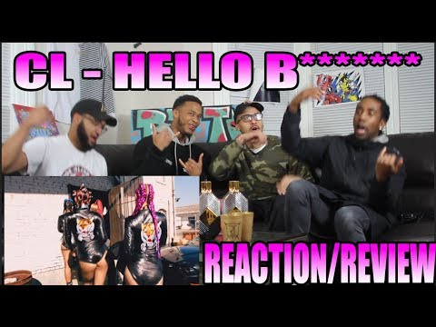 CL - 'HELLO BITCHES' DANCE PERFORMANCE VIDEO REACTION/REVIEW
