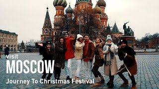 Top Travel Bloggers in Moscow: Journey To Christma...