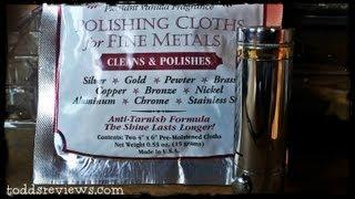 Cape Cod Polishing Cloths