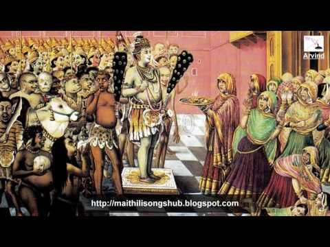 Maithili Vidyapati Geet Rare   Hum Nahin Aaju Rahab   Sharda Sinha !!