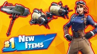 New AirHeart Skin & Items! Fortnite Season 6 Live Stream!