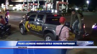 POLRES LOLONGENG MADDATU BOTOLO