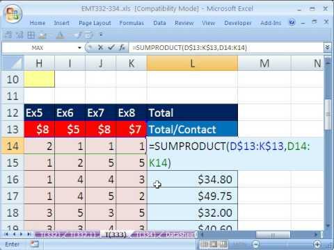 Excel Magic Trick 333: #DIV/0! Error IF & ISERROR or IFERROR functions