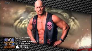 "WWE [HD] : Stone Cold Steve Austin 5th Theme - ""Glass Shatters"" By Disturbed + [Download Link]"