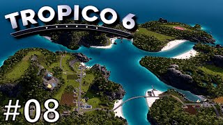 Tropico 6 #08 Let's Play, Wonkmeister's Chocolate Factory Part 5