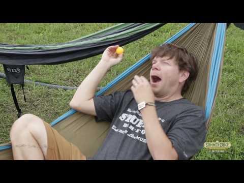 Kyle Hollingsworth Interviewed Over Beer Pong at #SCamp17