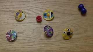 Spinning Top Surprise Whirligig Toy Fun Kids Play Spinning Top