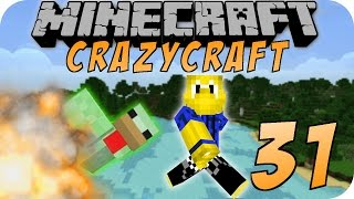 Minecraft CHAOS CRAFT #31 - Explodierende Chicks