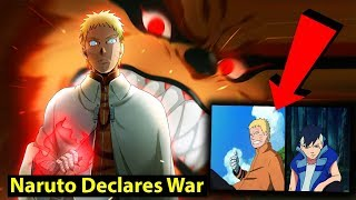 Naruto Declares WAR & Why Jigen 'Kills' Naruto in The Future? - Boruto Chapter 33 Review