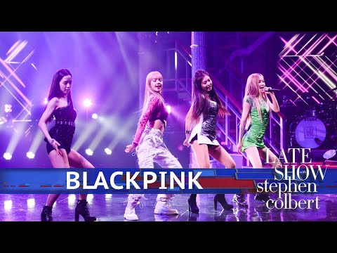 BLACKPINK Performs 'Ddu - du Ddu-du'