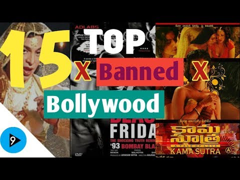 Banned movies in Bollywood | Top 15 Movies...