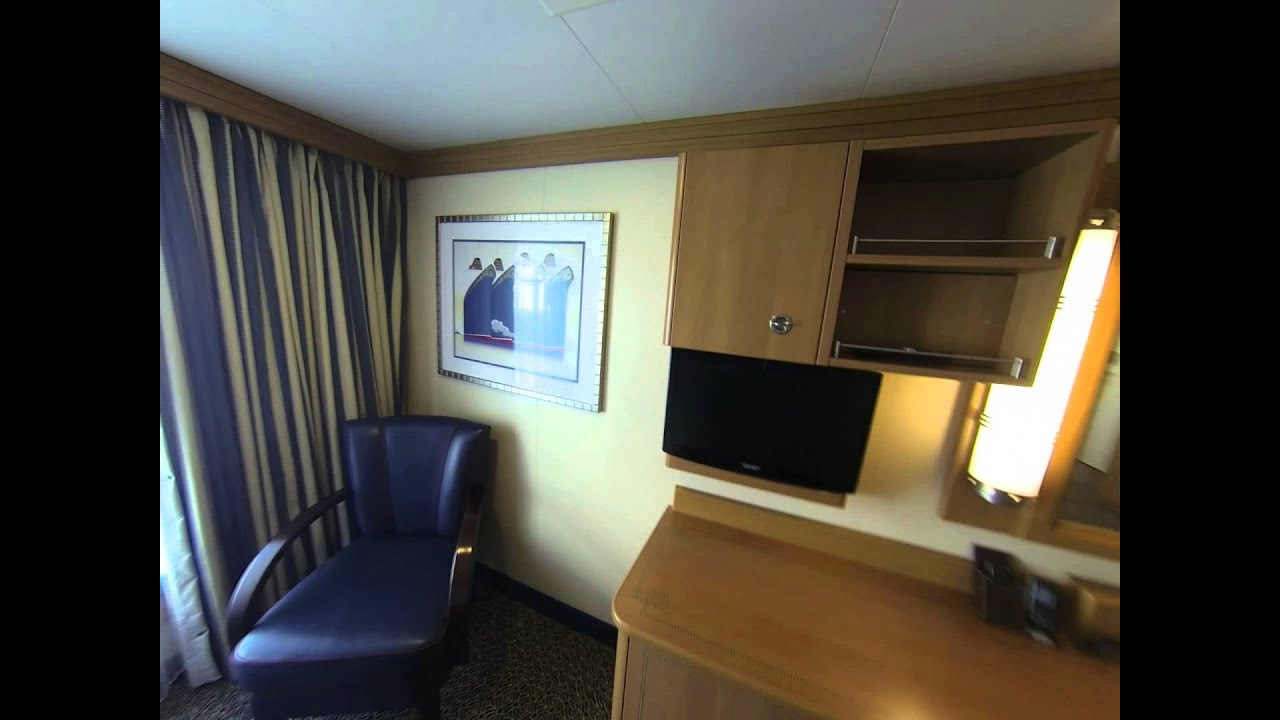 Stateroom 5020 Deluxe Family Oceanview Stateroom Category